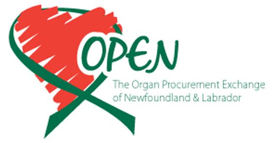 Open - The ORgan Procurement Exchange of Newfoundland & Labrador